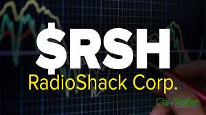 Radioshack Corp Rsh Stock Chart Technical Analysis