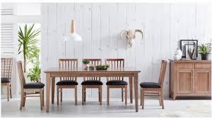 claremont 7 piece rectangular dining suite