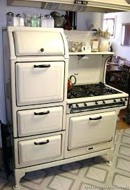 antique looking stoves vintage kitchen appliances fix it yourself stove restoration small for fi retro gas stove vintage kitchen