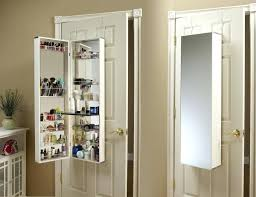 wall mounted jewelry armoires wll rmoire wall mounted jewelry armoire with drawers