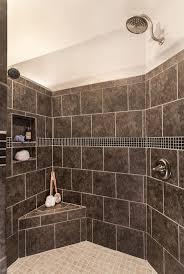 Best  Shower No Doors Ideas On Pinterest Bathroom Showers - Tile bathroom design