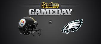 Buy and sell panthers vs steelers tickets and all other football tickets at stubhub. Pittsburgh Steelers Vs Philadelphia Eagles Heinz Field In Pittsburgh Pa