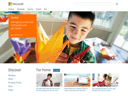 Micro Soft Home Page Microsoft Homepage By Reagan Ray Dribbble Dribbble