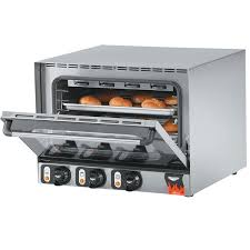 120 volts vollrath 40703 cayenne half size countertop convection oven 120v