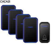 Беспроводной <b>дверной звонок</b> CACAZI <b>Home</b> ...
