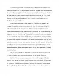 character analysis of emily from truth of consequences term papers zoom zoom zoom
