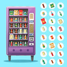 Vending Machine Clip Art Free Magnificent 484838 Vending Machines Stock Vector Illustration And Royalty Free