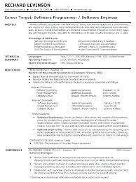 Best Resume Format For Software Developer Resume Format Software Java Resume Sample Resume Format For Science