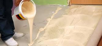 linoleum adhesive remover tile glue how to remove from a concrete floor
