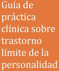 TRASTORNO LÍMITE DE PERSONALIDAD