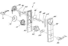 schlage locks parts diagram. Door Locking Mechanism Diagram Set Lock Parts Free Rh  Diagramchartwiki Com Schlage Parts Diagram Yale Mortise Lock Schlage Locks