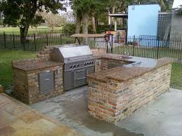 Outdoor Barbeque Designs Brick Furniture New Ideas Bbq Patio Ideas And Patio King Custom
