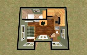 stylish 160 square feet stylish the 160 sq ft lone wolf 3d top view micro