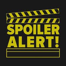 Image result for alerta de Spoiler