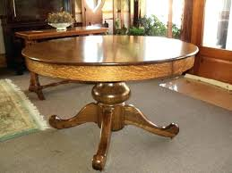 round oak dining tables antique round oak table antique round oak table for interesting ideas round oak dining tables