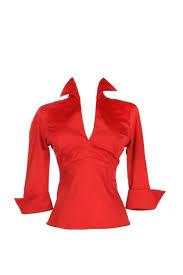Pinup Girl Clothing Lauren Top