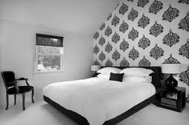 Black And White Teenage Bedroom Gorgeous Girls Bedroom Decorating Ideas With Purple Wall Paint
