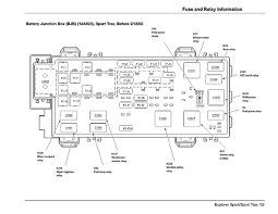 2005 ford explorer wiring diagram wiring diagram 2005 ford explorer wiring diagram