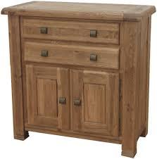 Weathered Oak Furniture Buy Furniture Link Danube Oak Sideboard Small Online Cfs Uk
