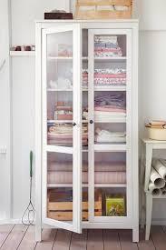 ikea glass door cabinet lovely 10 livable functional spaces organizational style of ikea glass door