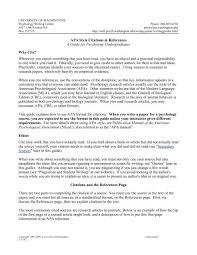 apa style citations references a