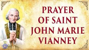 We did not find results for: Prayer Of Saint John Marie Vianney Youtube