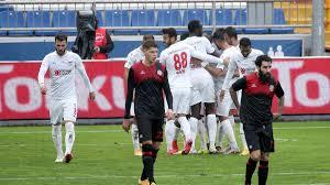 Karagümrük - Sivasspor maçından fotoğraflar - Son Dakika Spor Haberleri