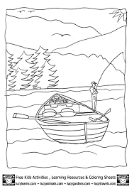 Small Picture Pictures Of Sailboats For Kids Coloring Home