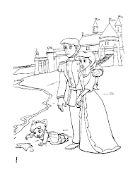 Small Picture The Little Mermaid 2 Return To The Sea Coloring Pages Coloring Home