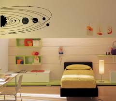 Solar System Bedroom Decor Systame Solaire Decal Etsy
