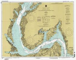 Cedar Log Scale Chart Historical Nautical Chart 12288 04 1993 Potomac River Lower Cedar Point