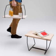multifunctional furniture. Multifunctional Furniture - Tray \u0026 Stool