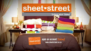 sheet street winter tv advert 2016