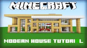 Small Picture Minecraft Modern House Tutorial Part 1 YouTube