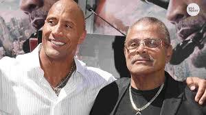 Wrestler Rocky Johnson, father of Dwayne 'The Rock' Johnson, dies