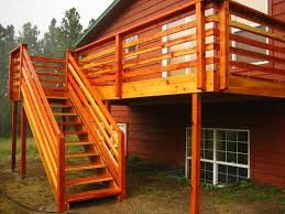outdoor deck railings ideas. image of: top rustic deck railing ideas outdoor railings p