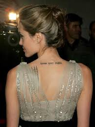 Englische Tattoo Sprüche