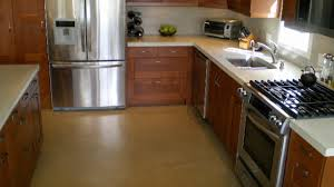 Kitchen Concrete Floor Best Kitchen Flooring Concrete Kitchen Floor Hgtv Concrete Floors
