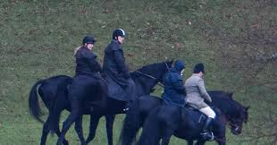 <b>Queen</b> Elizabeth and Prince Andrew <b>Ride Horses</b> Amid Scandal ...