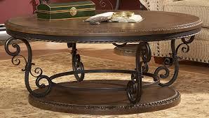 ... Coffee Table, Coffee Table Round Wood Amp Iron Round Coffee Table Ikea:  Standard Furniture ...