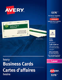 Avery Business Cards Unique Tags On Inkjet Archives Wiranto