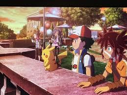 "Today I learned that the Pokémon Movie ""Secrets of the Jungle"" has a Pokémon  Snap Easter Egg.: pokemon"
