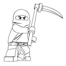 Small Picture Free Coloring Pages of Ninjago Greyson LEGO Pinterest
