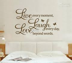 Wall Quotes Fascinating Sofa Ideas Wall Decor Quotes Best Home Design Interior 48