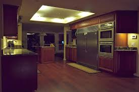 recessed led kitchen lighting lines kitchen cabinet