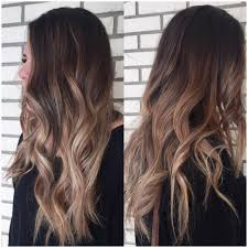 Black To Light Brown Hair Tutorial Dark Brown Hair With Dusty Rosy Dark Blonde Balayage Hair
