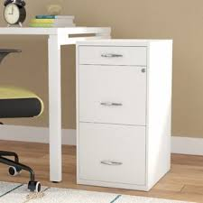 white office cabinet with doors. Bottomley Steel 3 Drawer Filing Cabinet White Office With Doors