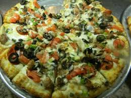 6 99 lunch weekday pizza buffet with unlimited salad and drinks review of mountain mike s mountain view ca tripadvisor