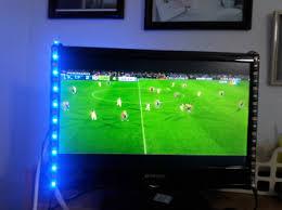Tv accent lighting Ambient 20161029141531 Liceuldeartabotosaniinfo Vansky Bias Lighting For Hdtv Usb Led Strip Rgb Led Neon Accent