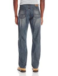 Wrangler Authentics Men's <b>Relaxed Fit</b> Boot Cut Jean, <b>Tinted</b> Mid ...